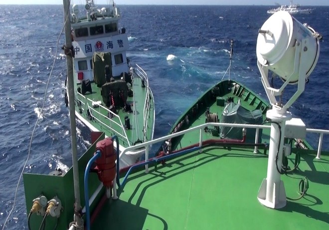 Bản tin Hoàng Sa ngày 18/5: TQ đâm tàu VN, báo chí thế giới phẫn nộ